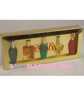 Coffret cpollection parfum