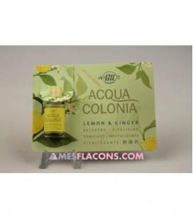4711 - Acqua Colonia - Lemon & ginger