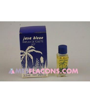 Java bleue