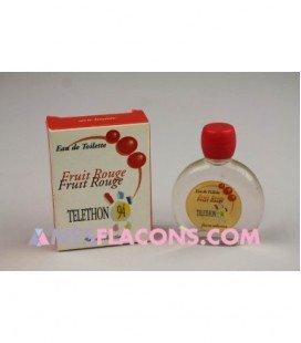 Fruit rouge - téléthon 94
