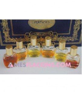 Coffret - A selection of six fragrances