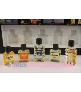 Coffret Aurelys - 5 miniatures de France