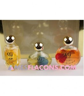 Coffret - Parfum de fleurs