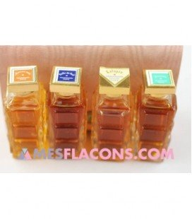 Coffret ancien Fragonard ( 4 parfums )