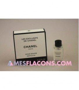 Les exclusifs de Chanel - Huile douce, gentle oil