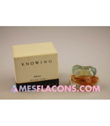 Knowing ( version première taille)