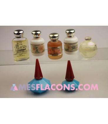Lot de 7 miniatures mixtes (variante différente)