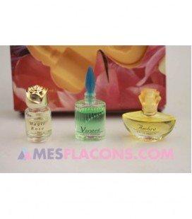 Coffret Charrier - Parfums & fleurs