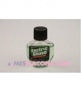 Lectric shave - Electric razor pre-shave