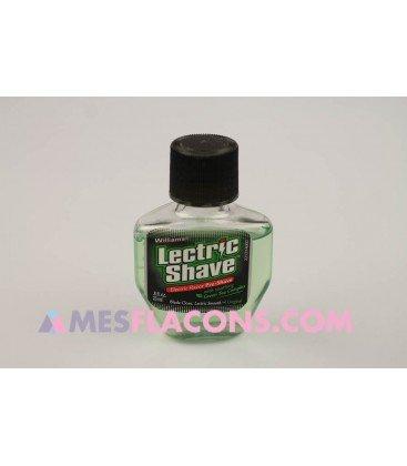 Lectric shave - Electric razor pre-shave