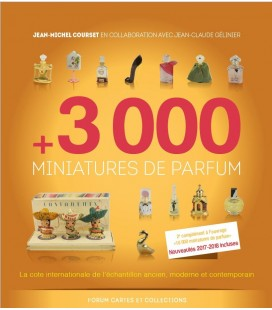 +3000 Miniatures de parfum
