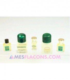 Lot de 5 miniatures Coriandre, variantes différentes