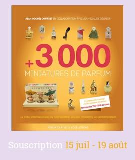 Souscription +3000 miniatures de parfum