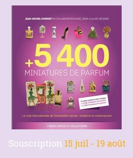 Souscription +5400 miniatures de parfum