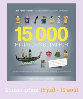Souscription +15000 miniatures de parfum
