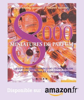 8000 Miniatures de parfum disponible chez Amazon