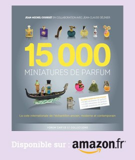 +15000 miniatures de parfum