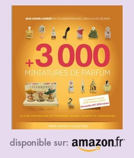 +3000 miniatures de parfum sur Amazon