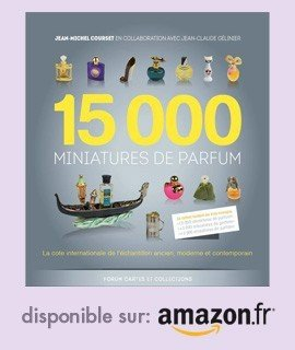 +15000 miniatures de parfum disponible sur Amazon