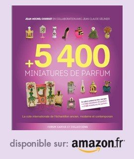 +5400 miniatures de parfum sur Amazon